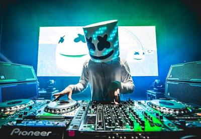 Download Kumpulan Lagu DJ Marshmello Lengkap Full Album Terbaru