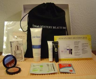 Blush Mystery Beauty Box May 2014