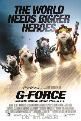 Sinopsis film G-Force (2009)