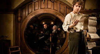 The Hobbit An Unexpected Journey, Thorin and fellowship of the Dwarves with Bilbo, drużyna krasnoludów z Bilbo Bagginsem