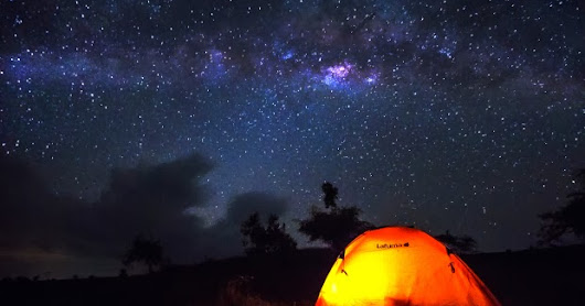 The Milky Way of Aceh  | Rinaldi Ad