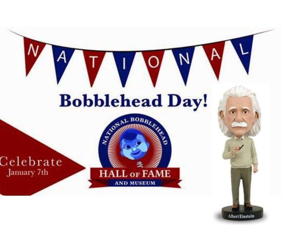 National Bobblehead Day Wishes for Instagram