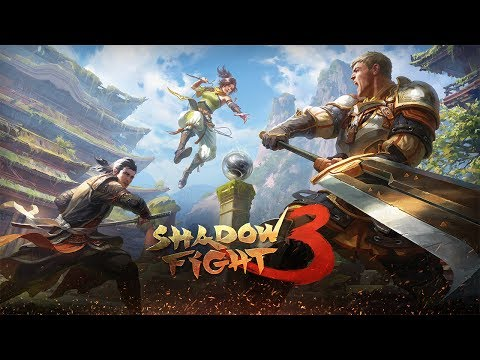 Shadow Fight 3 FREE Gems Hack Promo & Cheats Codes