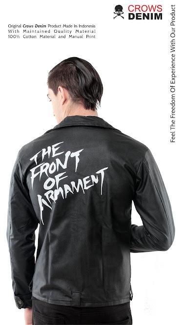limited shoping jaket kulit crows zero tfoa generation_5th a7