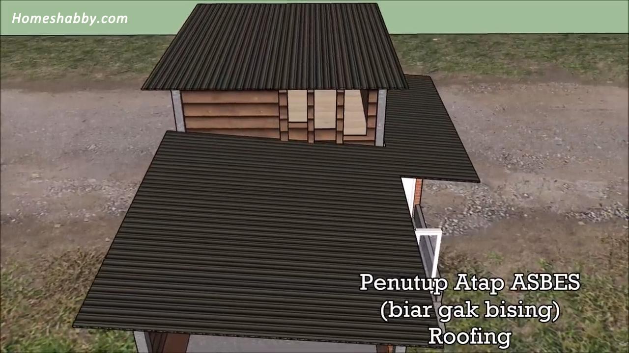 Desain Rumah Minimalis dengan Biaya 30 Juta Hasilnya Luar ...