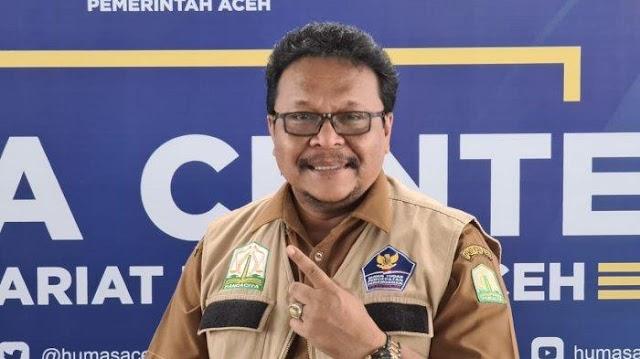 Gubernur Aceh Sudah Negatif Covid-19