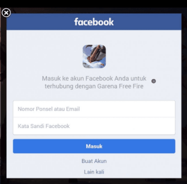 Cara Main Free Fire lewat Laptop atau PC