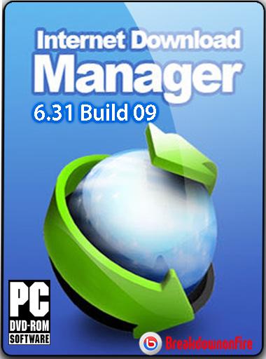 Internet Download Manager (IDM 6.31 Build 09 Latest Full Version)