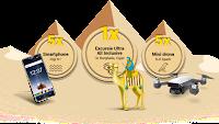Castiga o vacanta ultra-all inclusiv in Hurghada, Egipt + mini-drone si telefoane Digi K1 - concurs - digi - castiga.net
