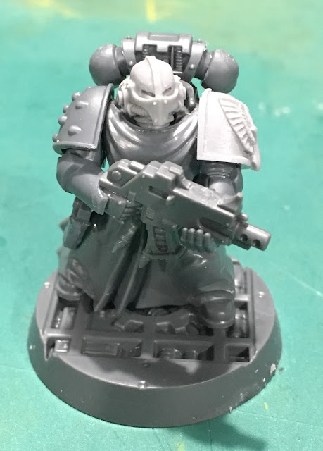Heretic Astartes Kill Team WIP - The Fallen Brother 1