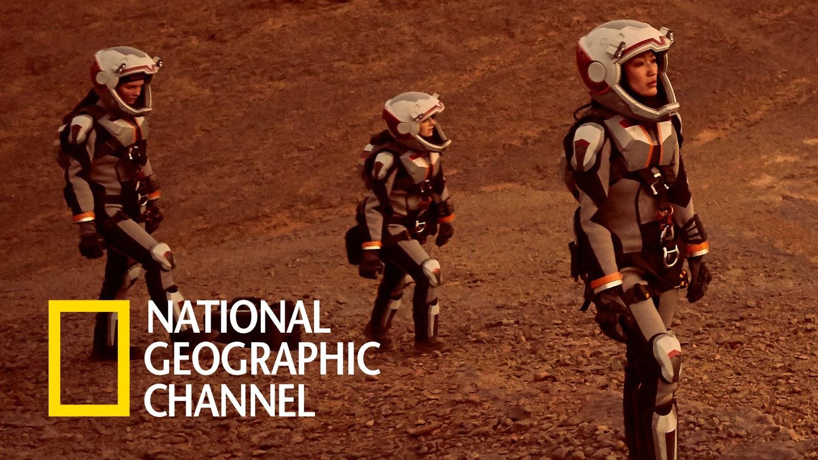 Mars Novo Mundo
