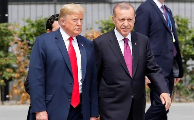 Trump dan Erdogan
