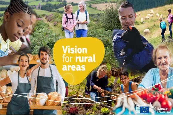 Η Αναπτυξιακή Εταιρεία Πάρνωνα συνέβαλε στη διαμόρφωση του Οράματος για τις Αγροτικές Περιοχές της Ευρώπης