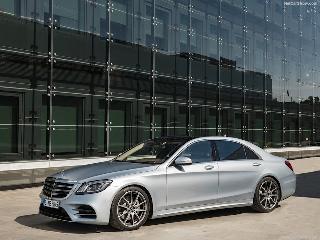 2018 Mercedes-Benz S-Class - #Mercedes #new_car #luxury #millionaire