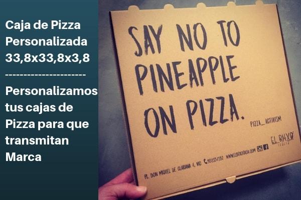 cajas de pizzas personalizadas