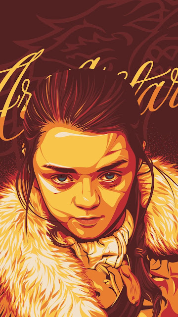 Arya Stark - Game of Thrones 4k Ultra HD Wallpaper