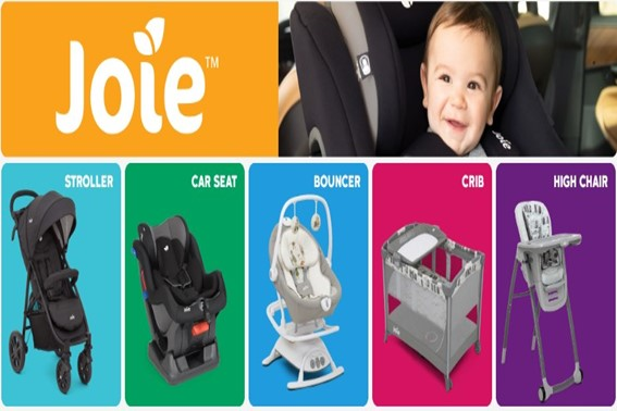 Rekomendasi Stroller Joie yang Keren