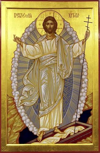 Dimanche 18 avril 2021/Troisième dimanche de Pâques - Page 32 Icone+paques+1
