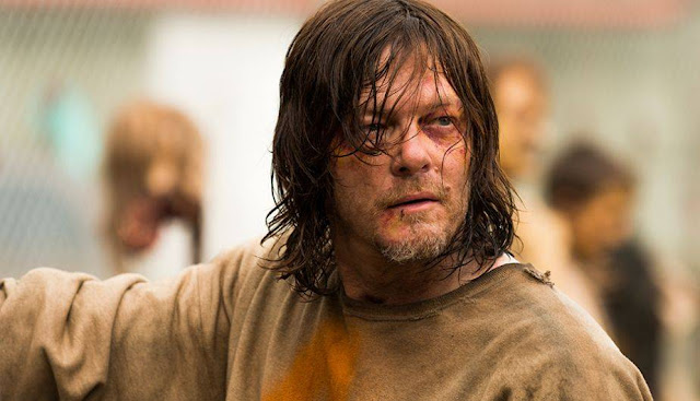 "Daryl en el 7x07 ""Sing me a Song"" de 'The Walking Dead'"