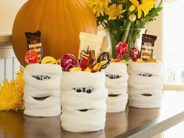 Kreasi Halloween Membuat Kaleng Permen Mumi Sci Pusat