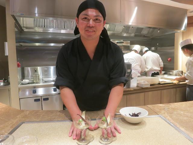 Chef Naoki Susa