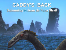 "Nessy, Champ, Ogopogo, Move Over ""Caddy's"" Back ~ A Sea Serpent Off The Coast Of British Columbia"