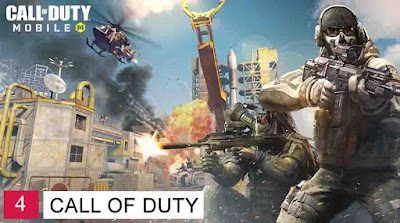 Call of Duty game hits di Indonesia