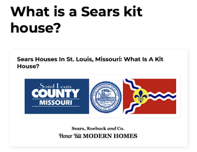 image showing What is a Sears house?