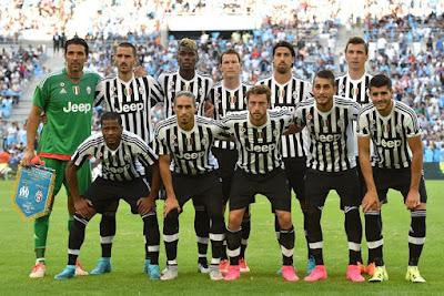 Daftar Skuad Pemain Juventus 2015-2016