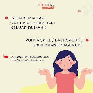 Mom freelance