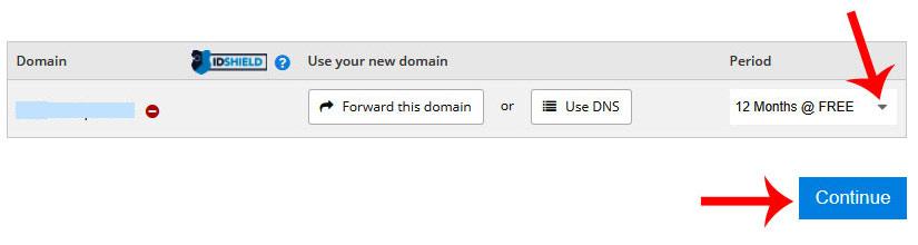 blog me free domain kaise add kare
