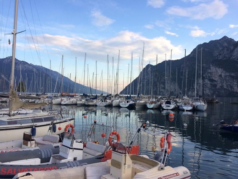 Trzy jeziora: Garda, Como i Maggiore