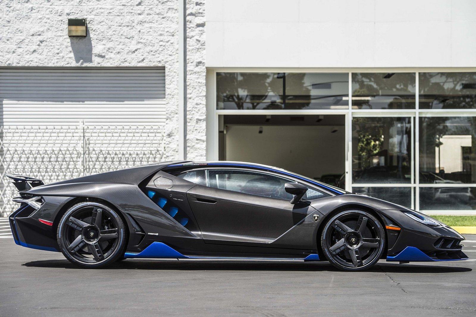 Cost U Less >> Lamborghini Delivers The First Centenario In The U.S. | Carscoops