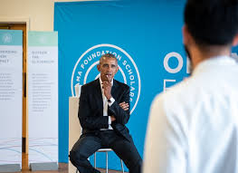 The Obama Foundation Scholars Program at Columbia University
