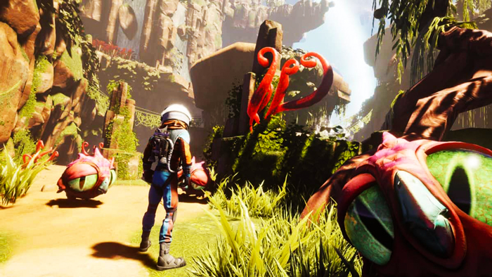 Journey to the Savage Planet Free Download   Highly Compressed
