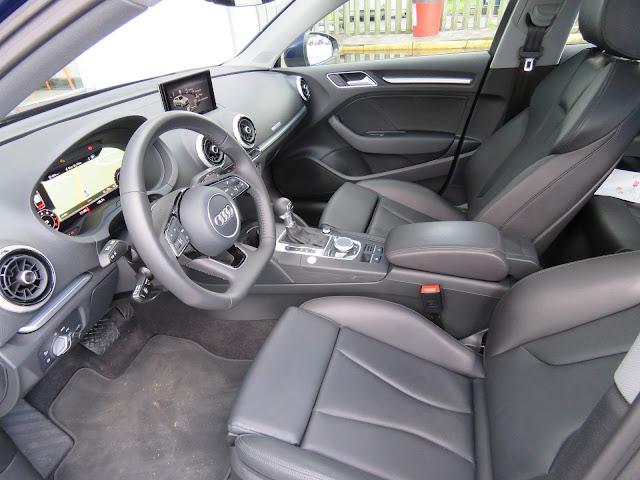 Audi A3 Sedan 2.0 Ambition 2017