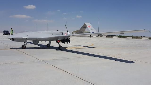Azerbaiyán adquirirá drones de Turquía