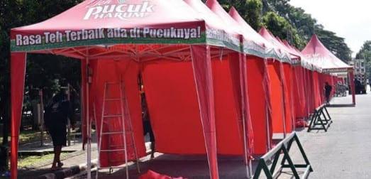 Tenda Terpal Bongkar Pasang