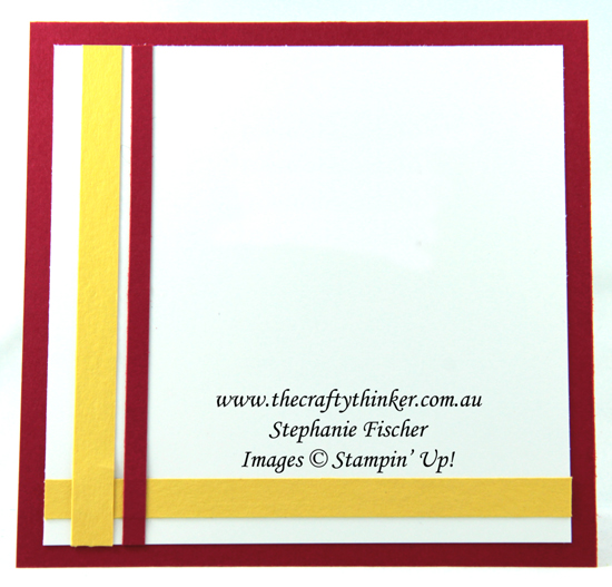 #thecraftythinker  #stampinup  #cardmaking  #gracefulglassvellum , Graceful Glass Vellum, Mondrian style, Tailored Tag, Stampin' Up Australia Demonstrator, Stephanie Fischer, Sydney NSW