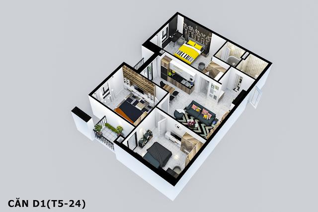 Thiết kế Tabudec Plaza