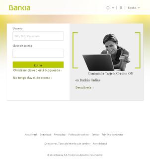 Estafa Bankia