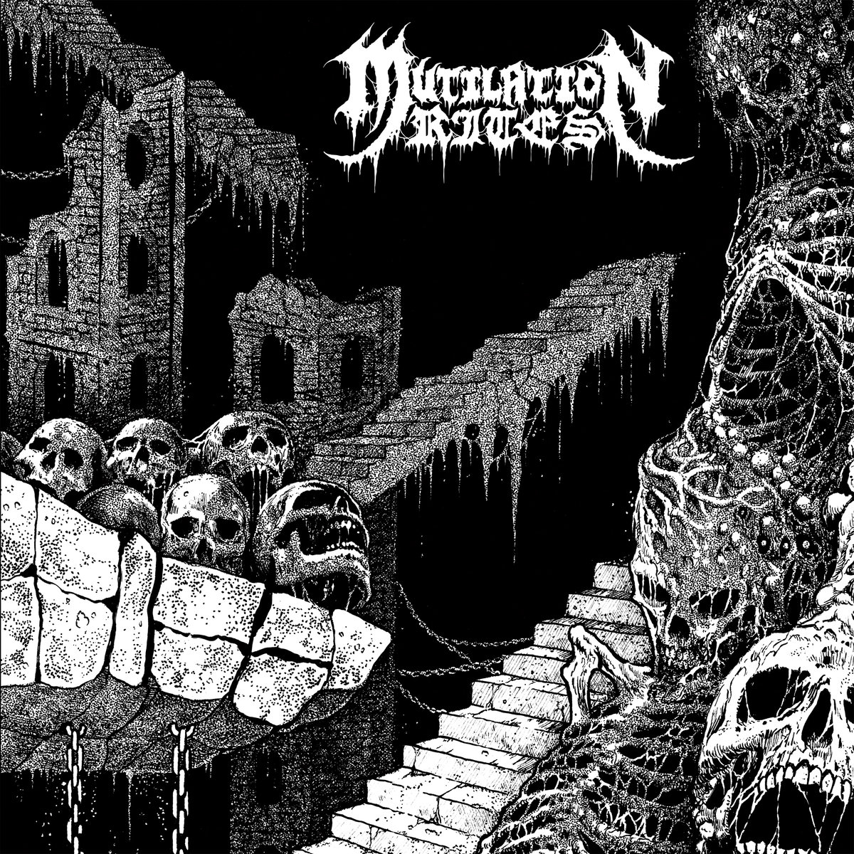 mortuusinsomnis777: Mutilation Rites - Chasm