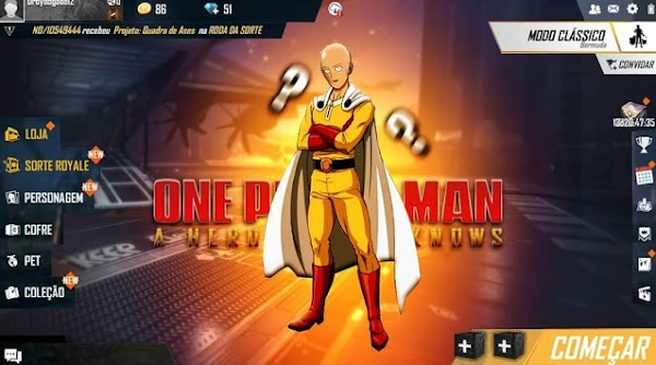 Free Fire and One Punch Man collaborations: leaked new bundle and skins
