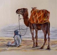 Il cammello e la formica