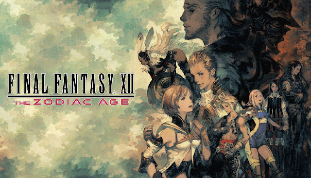 Final Fantasy Tactics, Vagrant Story, Final Fantasy XII