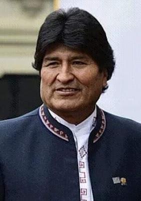 Ex presidente de Bolivia, politico, sindicalista, activista.
