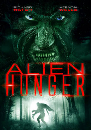 Alien Hunger 2017 WEB-DL 800MB Hindi Dual Audio 720p