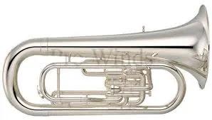 Gb. Baritone atau baritone horn