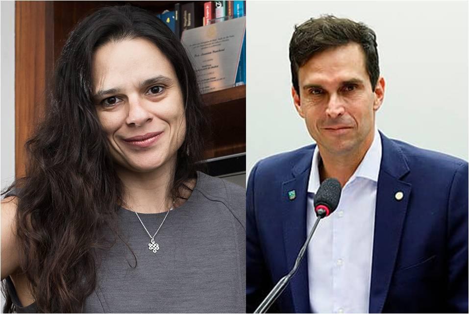 """Janaína apoia Luiz Lima para a Prefeitura do RJ: """"Na torcida por sua vitória"""""""