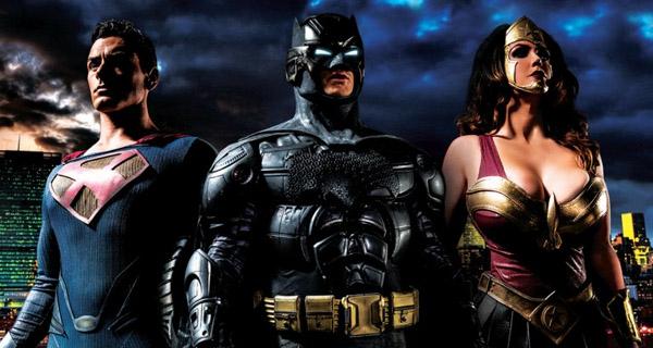 Batman V Superman XXX: An Axel Braun Parody